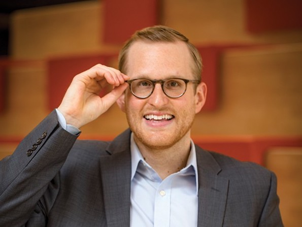 Soulsville Charter School teacher Austin Crowder to give TEDx talk at Crosstown Concourse February 22, 2020