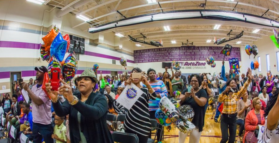 How one Memphis school has been able to do what the state hasn't with ACT scores