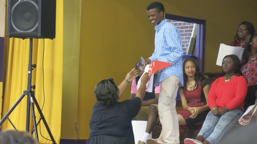 At Soulsville Charter School, every senior earns admission to a four-year college