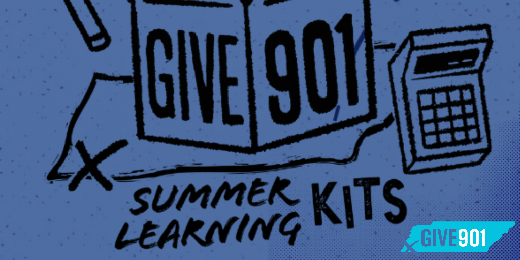 Give901 offers free Summer Learning Kits to all TSCS students