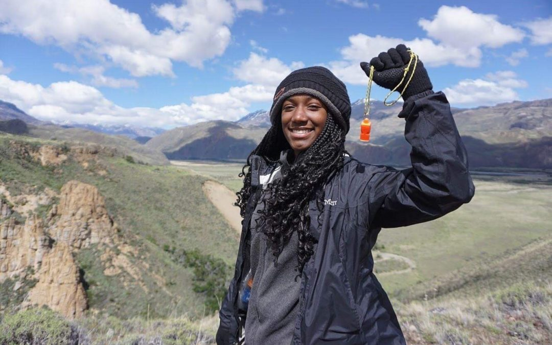 Soulsville Charter School students spend semester in Idaho and the peaks of Patagonia